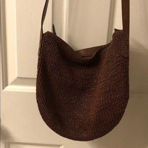 Cole Haan leather crossbody bag